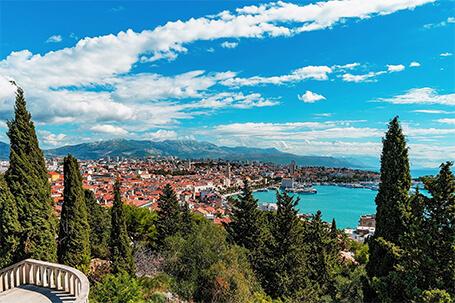 split croatia dalmatia travel summer